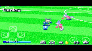 disney sports football android gameplay gameboy advance emulator
