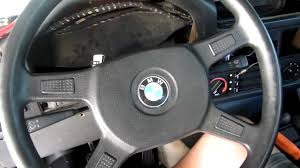 bmw 325i steering wheel how to remove a bmw e30 steering wheel