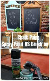 chalkboard writing tip coffee container upcycle lowes chalkboard