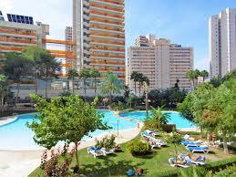 Benidorm Spain Map by Apartment Gemelos 22 3 1c Benidorm Spain Booking Com
