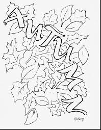 fall leaves coloring pages printable superb fall landscape coloring page with free fall coloring pages