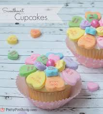 s day heart candy s day heart sweetheart conversation heart candy cupcakes