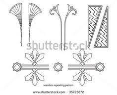 Art Deco Design Elements Art Deco Logos And Design Elements Art Deco And Design Elements