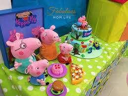 peppa pig birthday supplies peppa pig birthday party decor and backdrop fabulous
