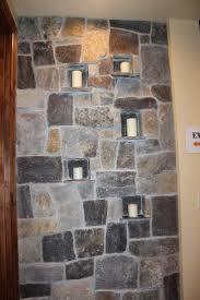 Interior Wall Designs With Stones by 211 Best Interior Stone Walls Images On Pinterest Interior Stone