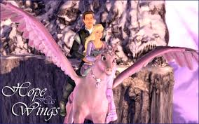 hope wings barbie magic pegasus fanlisting