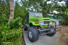 jeep toyota green toyota jeep from square group