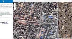 Maps Nepal by The Nepal Earthquake In Five Maps U2013 Esri U2013 Medium