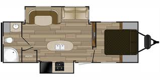 2017 cruiser rv fun finder signature series m 266 kirb specs and