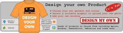 Design Your Own Motorhome Caravan Gifts Caravan U0026 Motorhome T Shirts Sweatshirts Jackets