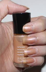 beyond blush mary kay nail lacquer in night diamond sapphire