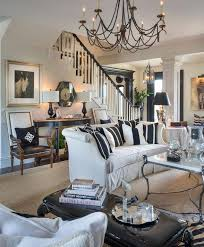Best Rooms By Color Black And White Images On Pinterest - Black and white family room