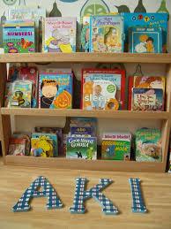 kids book shelves diy cardboard bookcase familia kiki