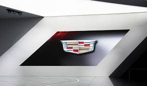 logo cadillac switching gears cadillac unveils sleek new logo at naias u2014 knstrct