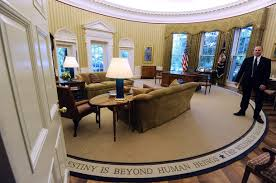 oval office redecoration gay designer michael smith taints obama s oval office with stolen
