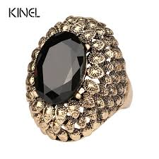cheap gold rings images Ly vintage jewelry punk big ring black friday cheap sell color jpg