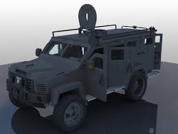 swat vehicles van max