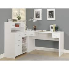 L Shaped Desk White Home Design 89 Fascinating Best L Shaped Desks