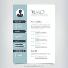 The Best Resume Template Best 25 Resume Template Free Ideas On Pinterest Resume