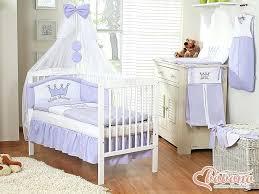 chambre nougatine berceau bebe fille parure de berceau princesse nougatine ciel de lit