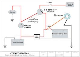 battery wiring diagram help cruisers u0026 sailing forums
