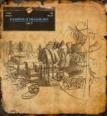 Eastmarch Ce Treasure Map Eso Imperial Edition Mappe Del Tesoro Treasure Maps Seo