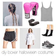 Womens Boxer Costumes Halloween Diy Boxer Costume Halloween Costumes Halloween