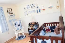 gorgeous nautical baby room chocolate cherry wood crib boat baby
