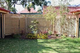 Privacy Garden Ideas Best 25 Lattice Fence Panels Ideas On Pinterest Privacy Fence