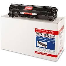 Toner Mcm micromicr micrthn85a micromicr micrthn85a toner cartridge