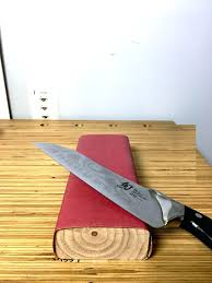 how to sharpen kitchen knives at home how to sharpen your kitchen knives two knife sharpening