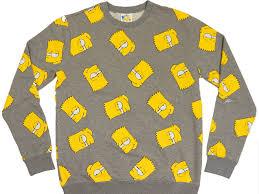 bart sweater simpsons forever 21 bart sweater jpg 636 477 pixels sweater