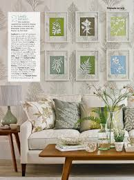 country homes interiors magazine my botanical paper cut art prints are featured in the april 2014