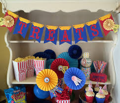 carnival party supplies circus party decorations for carnival or circus themed events
