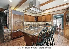 cuisine en brique brique bois cuisine brique bois chêne cabinetry images