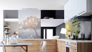 cuisine bois et blanc laqué cuisine cuisine blanc laqué et bois cuisine blanc laqué et