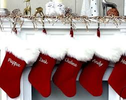 fur christmas personalized christmas etsy