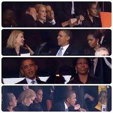Meme Michelle Obama - los memes tras los celos de michelle obama en el funeral de