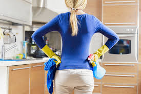 How To Clean Kitchen Cabinets - Cleaner for kitchen cabinets