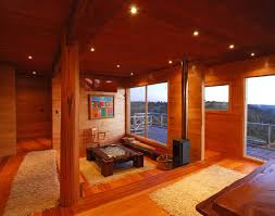 wood home interiors all wood home in chile