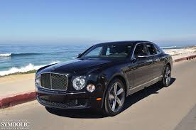 matte black bentley mulsanne 2016 bentley mulsanne speed