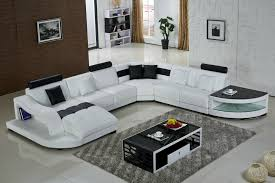 Corner Sofas With Recliners Small Contemporary Recliners Curved Sectional Sofa With Recliners
