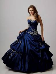 blue wedding dresses black and blue wedding dress naf dresses