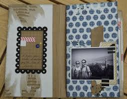 Couverture Album Photo Scrapbooking Mag U0026scrap Mini Album Firenze En Amoureux