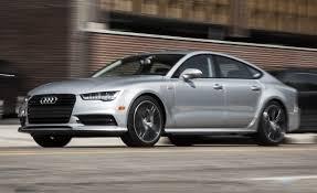 audi a7 2016 audi a7 3 0t quattro test u2013 review u2013 car and driver