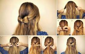 bow hair diy hair bow tutorial pictures photos and images for
