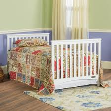 Mini Convertible Cribs Picture Of Mini 2 In 1 Convertible Crib Child Craft