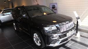 srt jeep 2016 interior jeep grand cherokee 2016 in depth review interior exterior youtube