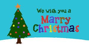 christmas tree background cartoon christmas background with
