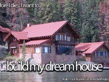 build my house building your dream house